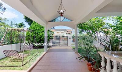 For Sale - Corner Terrace at Wolskel Road, Braddell Heights Estate