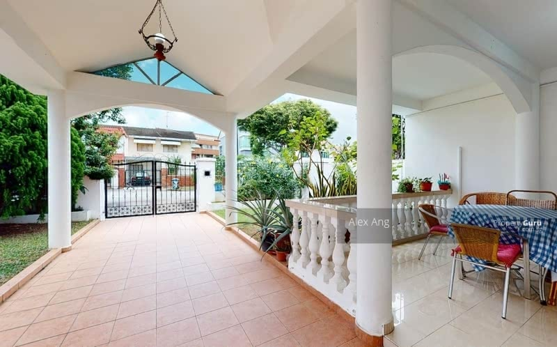 Corner Terrace at Wolskel Road, Braddell Heights Estate #129884764