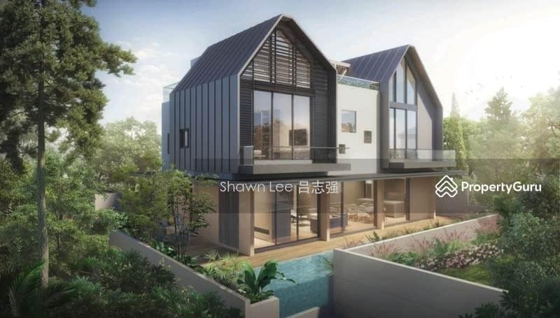 MUST sell Brand new freehold designer villas #129684886