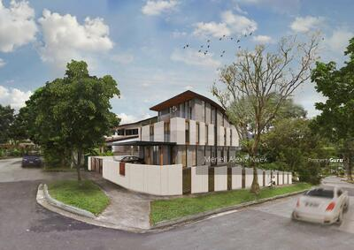 For Sale - Brand New House with panoramic view and surrounded by nature