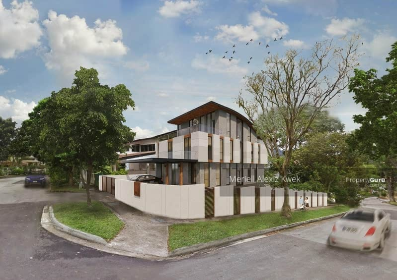 Brand New House with panoramic view and surrounded by nature #129712504