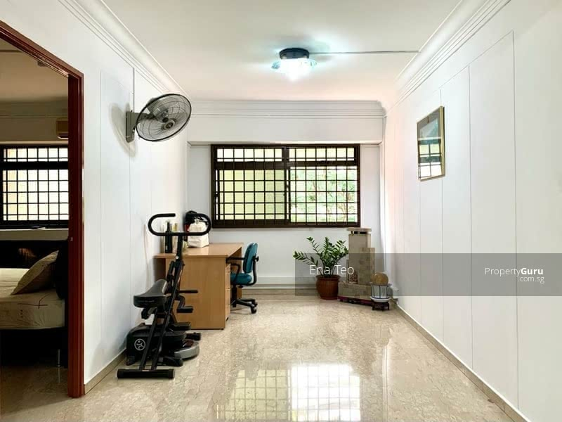 Flexible area that can converted into Study/Bedroom 4/Gym corner.