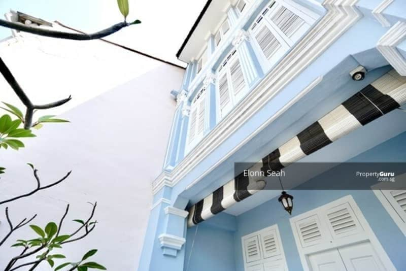 For Sale - Rare Beautifully Maintained Conservation Shophouse