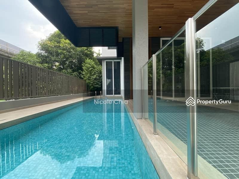 ⭐️ Kembangan brand new bungalow ⭐️ 3 min walk to Kembangan MRT , with pool & lift #129761720