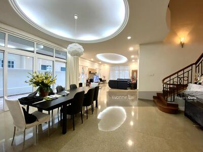 For Rent - Serangoon Garden Estate, Semi Detached For Rental. Very accessible, close to amenities