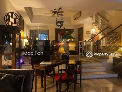 For Sale - ★ Landed7772 ★ D19 ★ Well Renovated Terrace ★ Serangoon Gardens ★ Chuan Villas