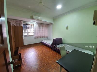 For Rent - Semi-D Common Room Opposite Hwa Chong