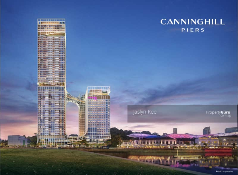 For Sale - Canninghill Piers