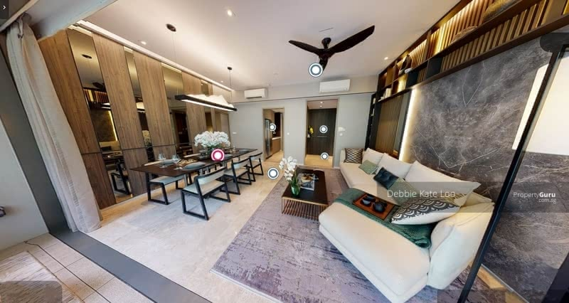 The Woodleigh Residences #129982926
