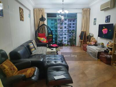 For Rent - Changi Green