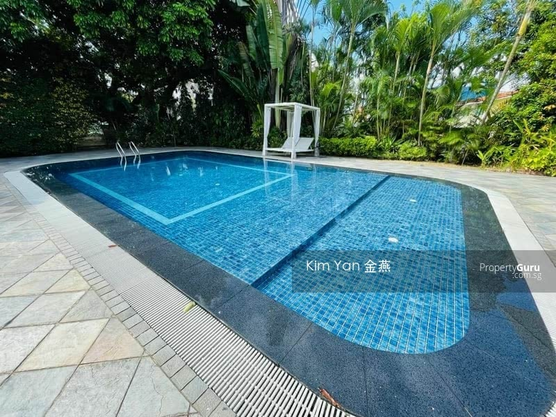 Rare Freehold GCB with Good Move-in condition, Swimming Pool and Lush Greenery at Elevated Ground #130065042