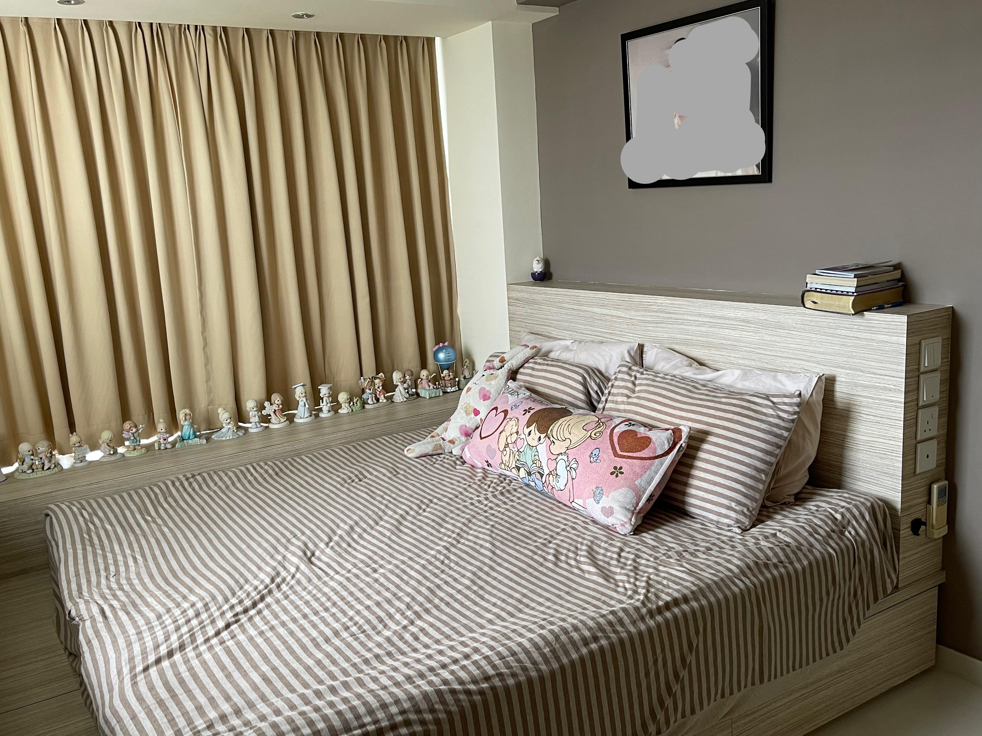 Very spacious master room