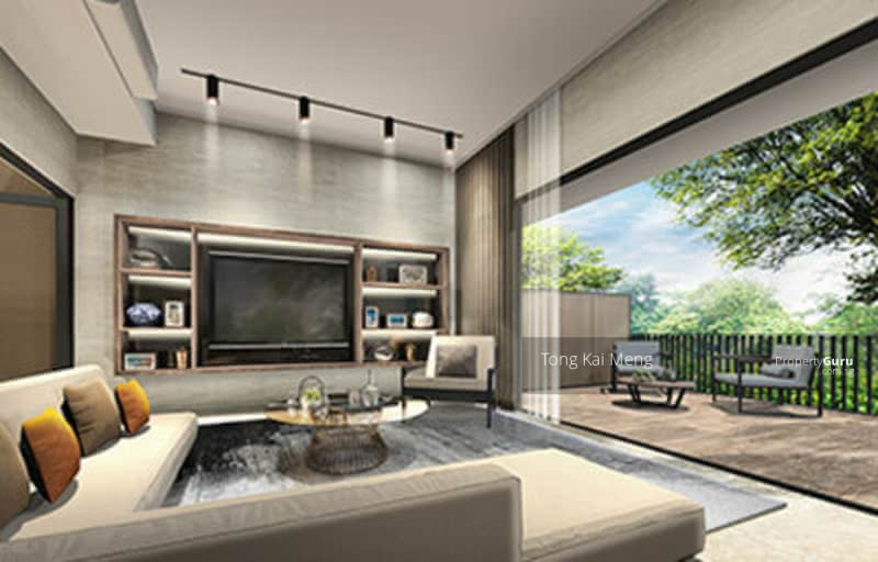 ⭐️ ONLY $5.xM, BRAND NEW !! D23 CASHEW GREEN, With Home Lift, 7-Min Walk MRT, Nature Reserve, Conven #130094712