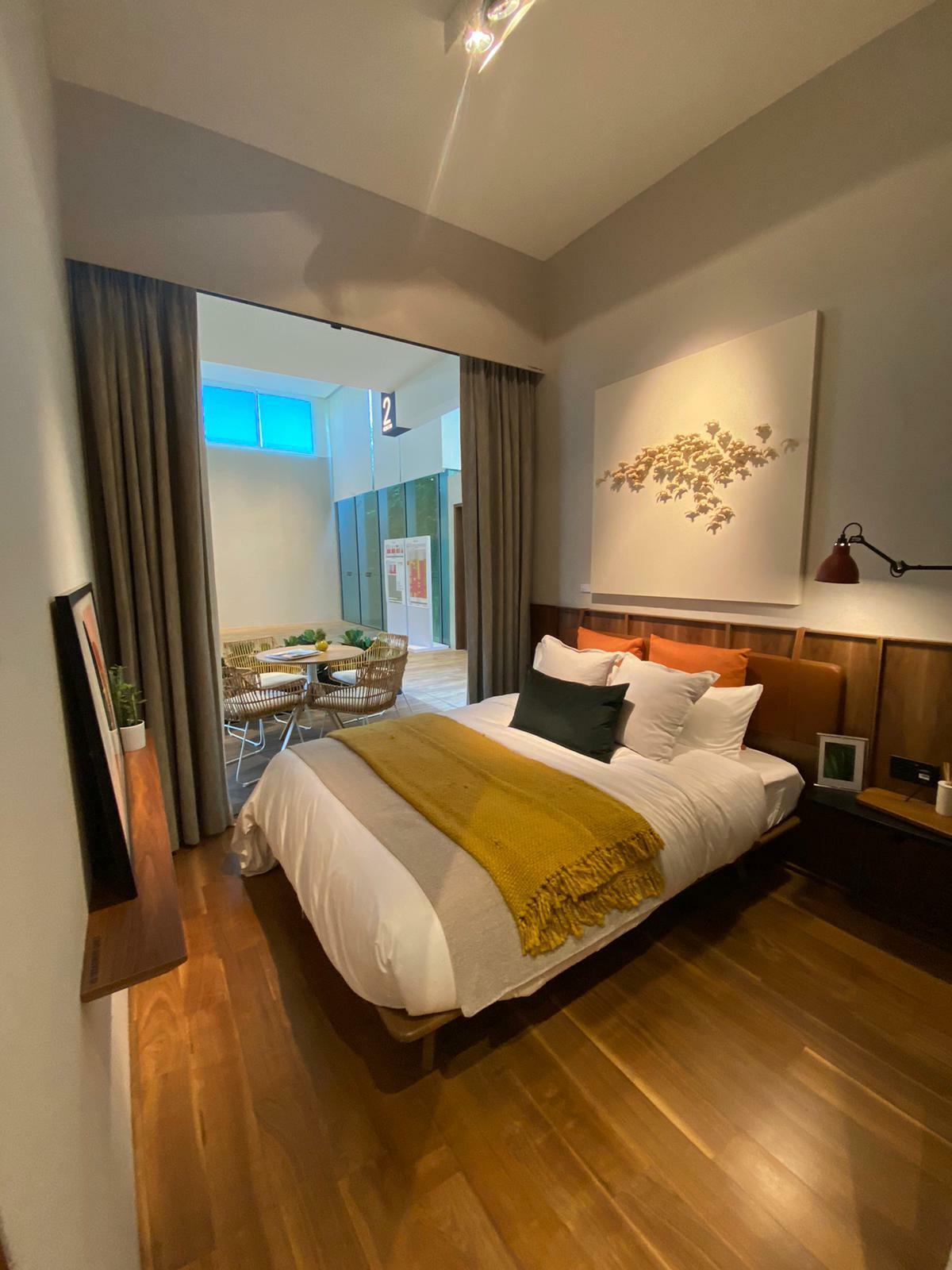 Functional Master Bedroom