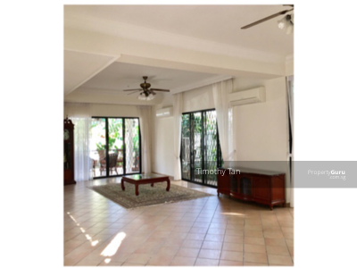 For Rent - Lovely Vintage Well Kept Semi Detached in Kembangan by MRT