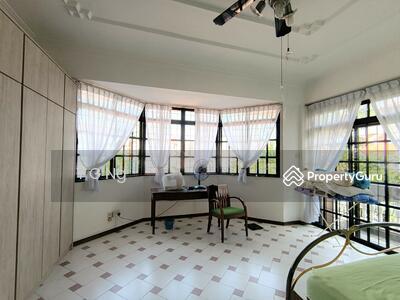 For Rent - Corner Terrace At Jalan Ismail