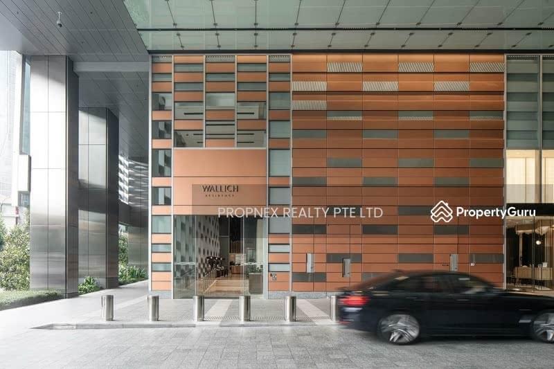 Wallich Residence #130258836