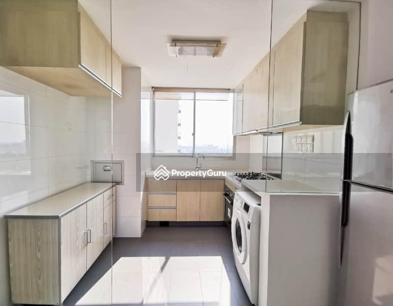 Segregated kitchen area