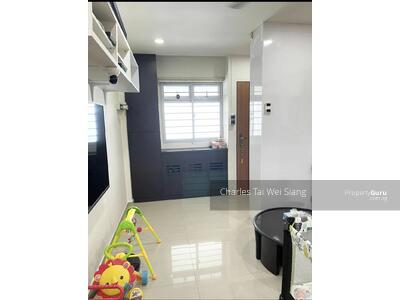 For Rent - 157 Tampines Street 12