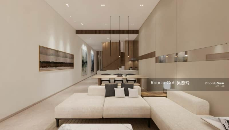 Brand New Modern Lifestyle Living Terrace Situated At Dunman Vicnity #130296720