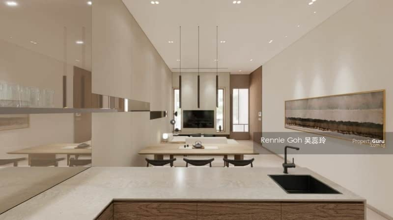 Brand New Modern Lifestyle Living Terrace Situated At Dunman Vicnity #130296722