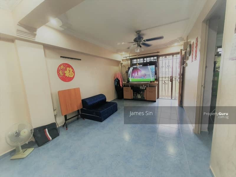 Big and regular sized living area