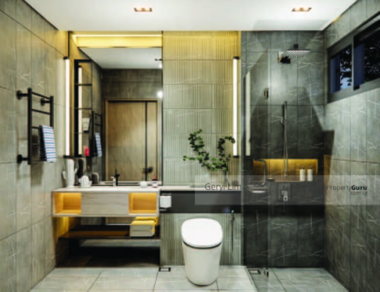 ⭐️⭐️ LANDED7772@ Superb Designer Brand New Home Coming Up In Siglap Vicinity #130307580