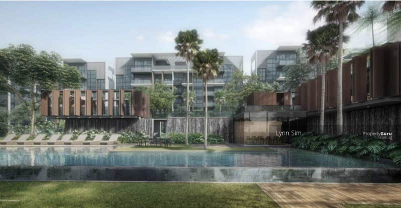 Only 8 Units Left*Cluster House*Buona Vista #130311444
