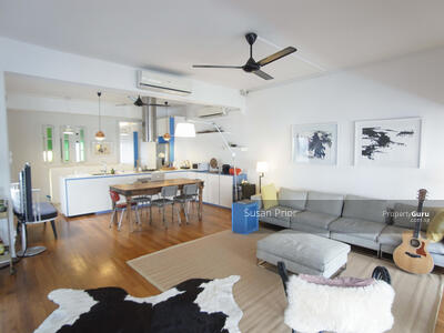 For Rent - Tiong Bahru Exceptional 2 Bed With Divine Bacony IR47