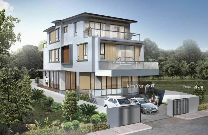 A stunning Masterpiece! Brand New/Freehold Bungalow with Lift & Swimming Pool, 5 bedrooms ensuite #130333252