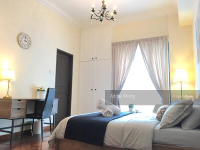 For Rent - Near NUS, One-North & Science Park | Huge Master Bedroom With Private Bathroom | 3 mins walk to MRT