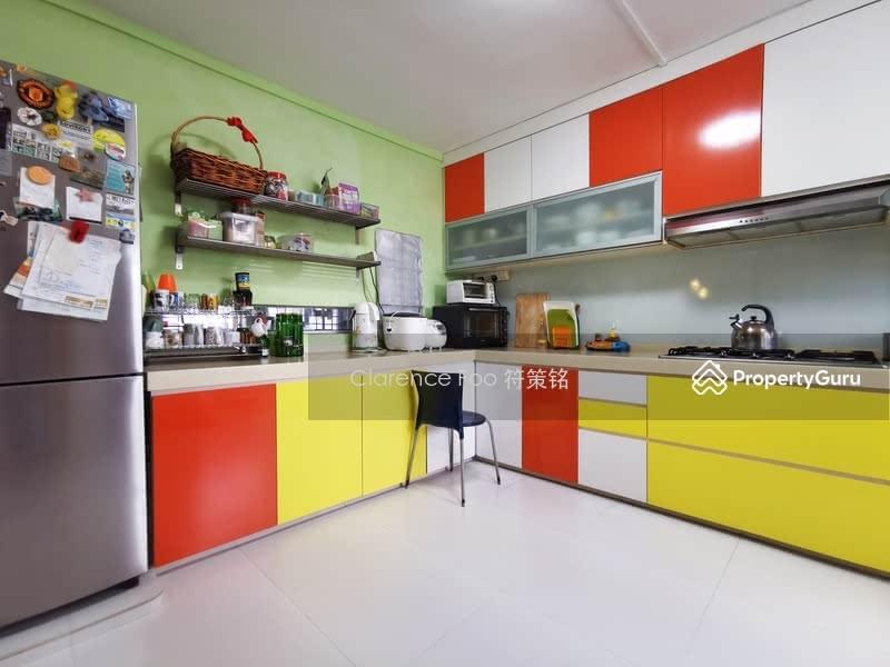 Large Kitchen, Suitable for Families