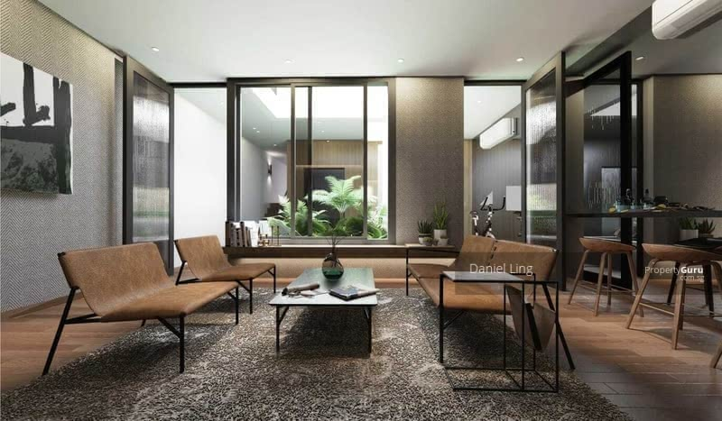 Luxurious Brand New SemiD within 1Km to ACS(Barker) & CHIJ(TP), Home Lift, Swimming Pool @ Dyson #130362608