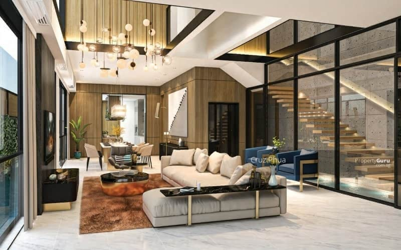 For Sale - ⭐ ALLURING STUNNING MASTERPIECE ABODE @ SIGLAP VICINITY! !⭐**