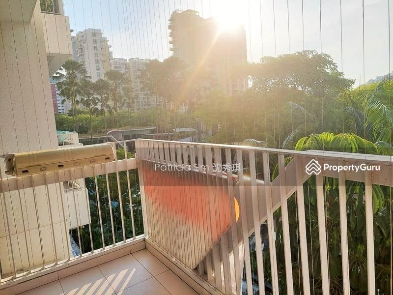 Sunny Balcony to sun your laundry