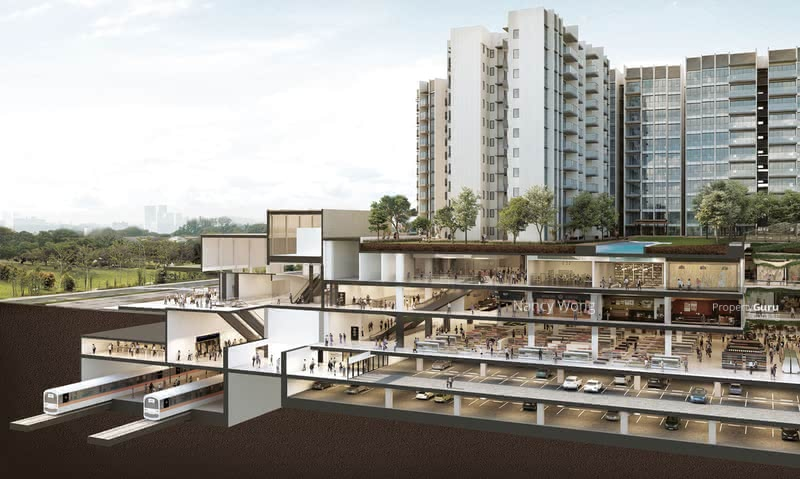 The Woodleigh Residences #130447428