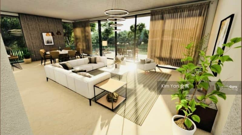 For Sale - Brand New/Luxury with Lift, Swimming Pool, Basement park 8 cars, 1km to Raffles Girls Primary School