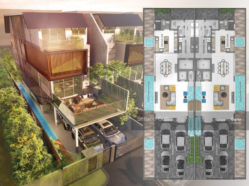 For Sale - ★ Brand New ★ Bespoke Contemporary Semi-D Homes ★