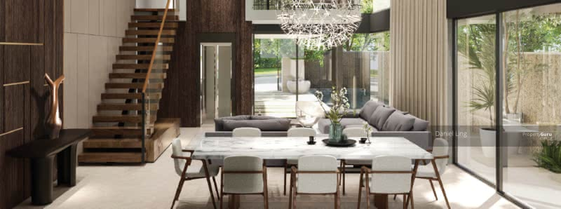 Looking for SemiD with Home Lift & Pool, Lifestyle Living & Natura At Your Doorstep? #130567006
