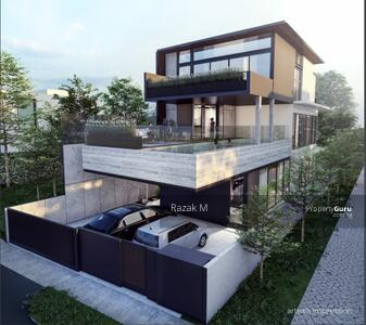 For Sale - GREENERY VIEW AND LOW DENSITY NEIGHBOURHOOD! EAST COAST Luxurios Brand New Home!