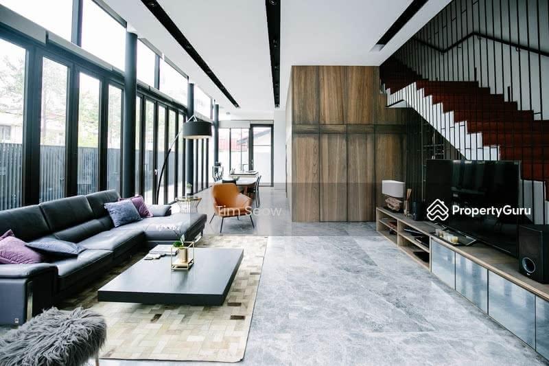 For Sale - Minimalist Modern style Corner Terrace