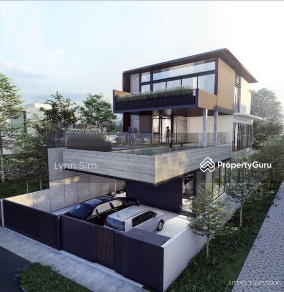 Brand New 2.5 Storey Semi-D @ Upper Bedok Road #130790474