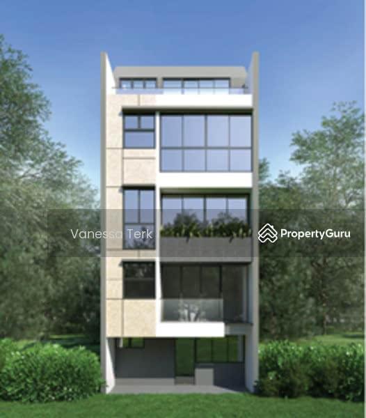 3.5 Storey Intermediate Terrace with Mezzanine, Attic and Lift at Jalan Kayu Manis #130829420