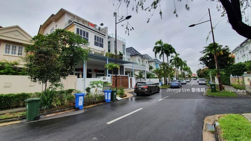 Freehold Newly Build 3 Storey  Semi Detached Tanah Merah Kechil Road South Limau Bali Limau Garden #130835572