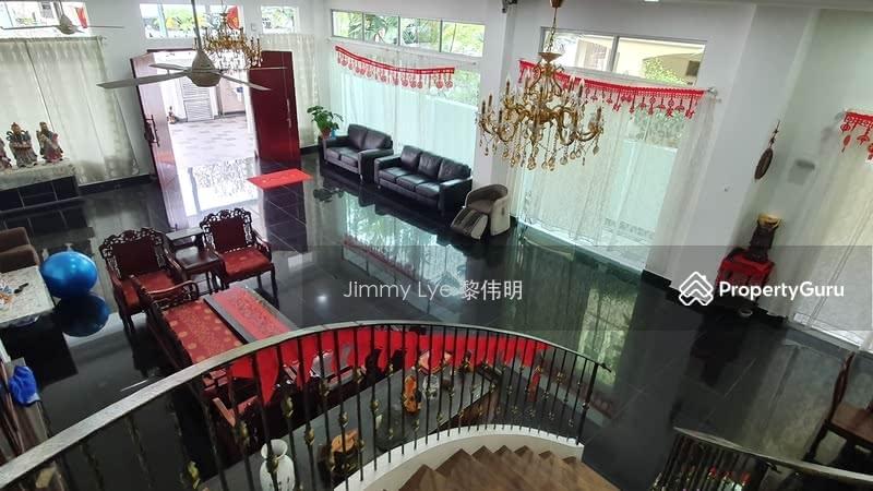 Freehold Newly Build 3 Storey  Semi Detached Tanah Merah Kechil Road South Limau Bali Limau Garden #131926258