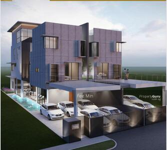 For Sale - D13 New Town New project