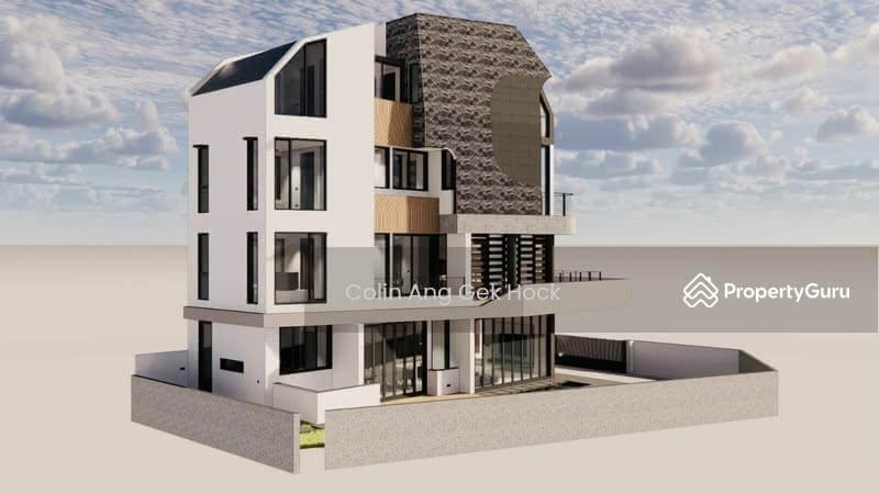 Brand New Corner Terrace @ Lorong Stangee #130917176