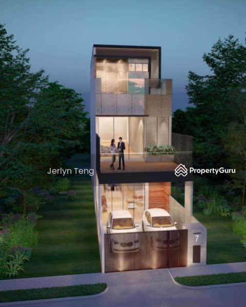 ⭐⭐LANDED7772@ Sembawang Hill Estate. 1km to St Nicholas Girls School #130929216