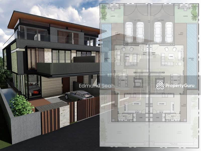 For Sale - ★ Brand New ★ Bespoke Luxury Semi-D Homes ★ 1km RGPS ★ Sixth Ave MRT★