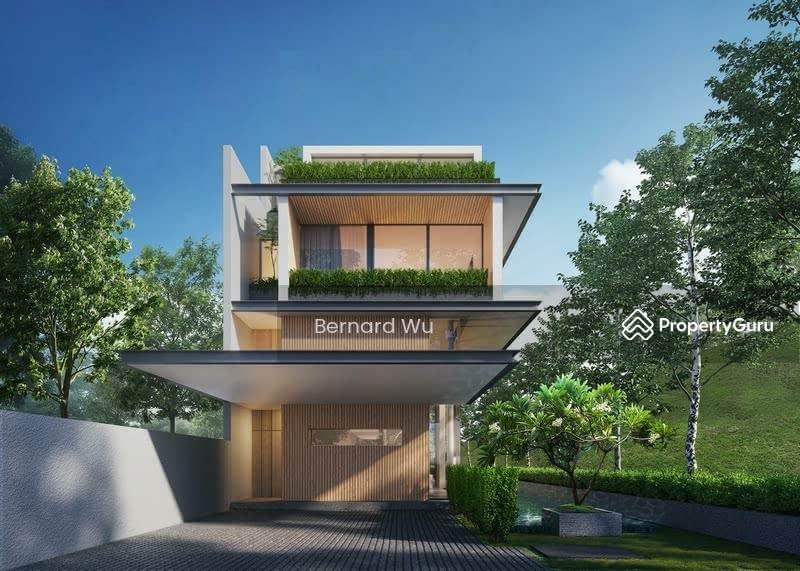 Brand New With Lush Greenery View at Holland/ Moonbeam View / Henry Park (Call Bernard Wu 93893139) #131110632